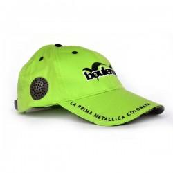 Kapa Boulenciel (zelena)
