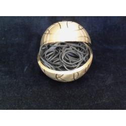 Krogla Unibloc C/6 LASER (zlata)